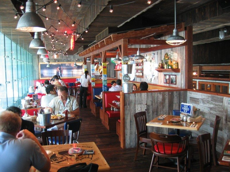 Bubba Gump Shrimp Co, Nueva York (Estados Unidos)