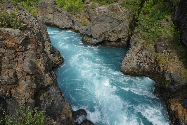 La calidad de sus aguas es incomparable