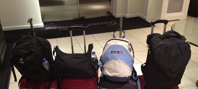 Haz tu equipaje con cabeza