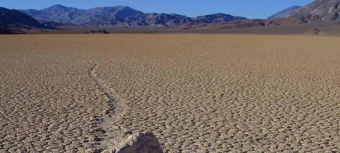 Death Valley National Park (El Valle de la Muerte)