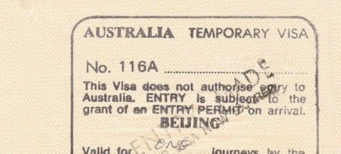 ¿Cómo conseguir el visado?