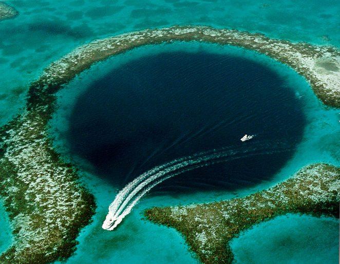 Great Blue Hole (Belice)