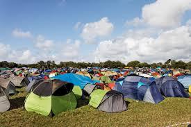 Inconvenientes del camping