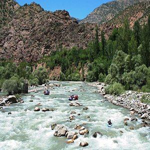 Río Coruh, (Turquía)