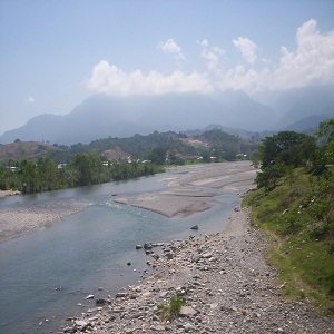 Río Cangrejal, (Honduras)