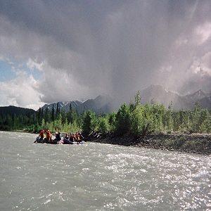 Ríos Alsek y Tasthenshini (Alaska/Canadá)