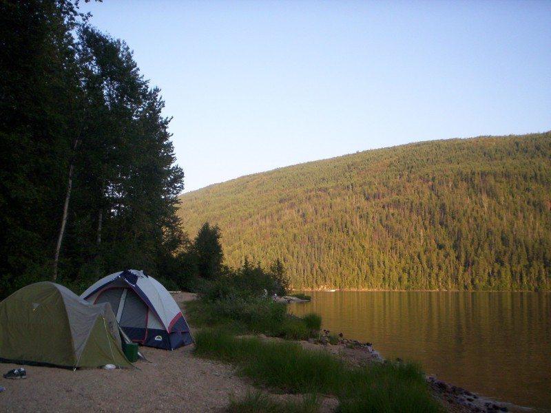 Campings de categoría básica