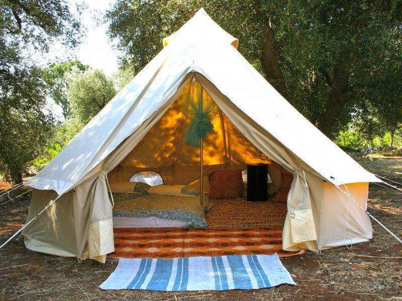 Campings de lujo