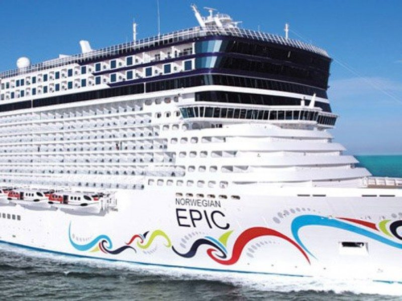 Norwegian Epic (Norwegian Cruise Line)