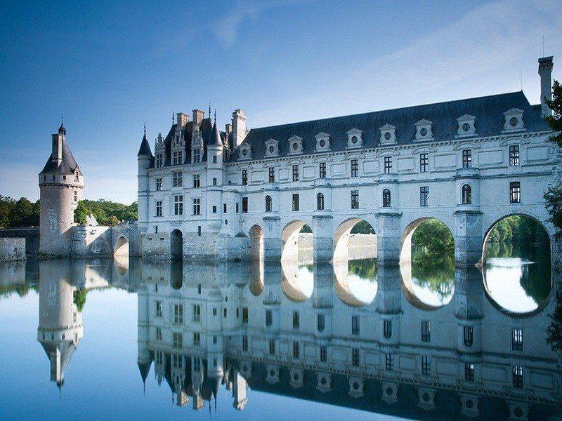 2º etapa: Chenonceau, Amboise y Chaumont