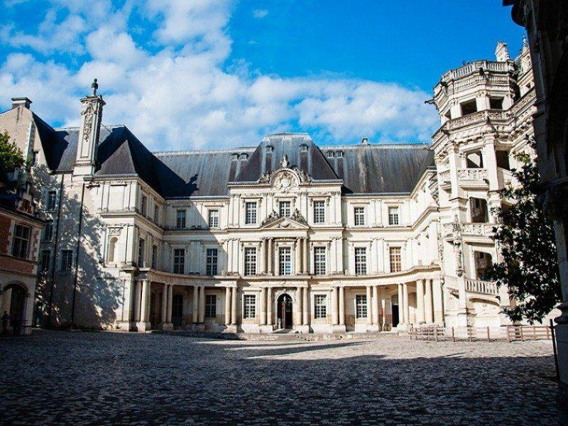 5º etapa: Blois