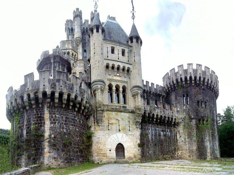 Castillo de Butrón  (Vizcaya)