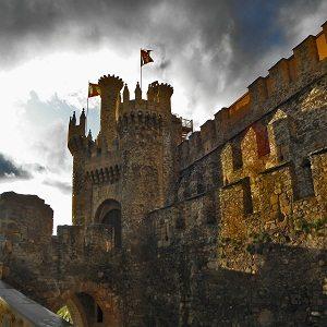 Castillo de Ponferrada (Leon)
