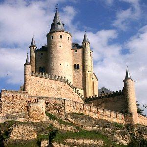 Alcázar de Segovia (Castiilla y León)
