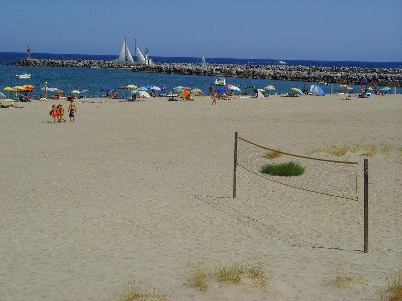 Playa de las Arenas de Valencia