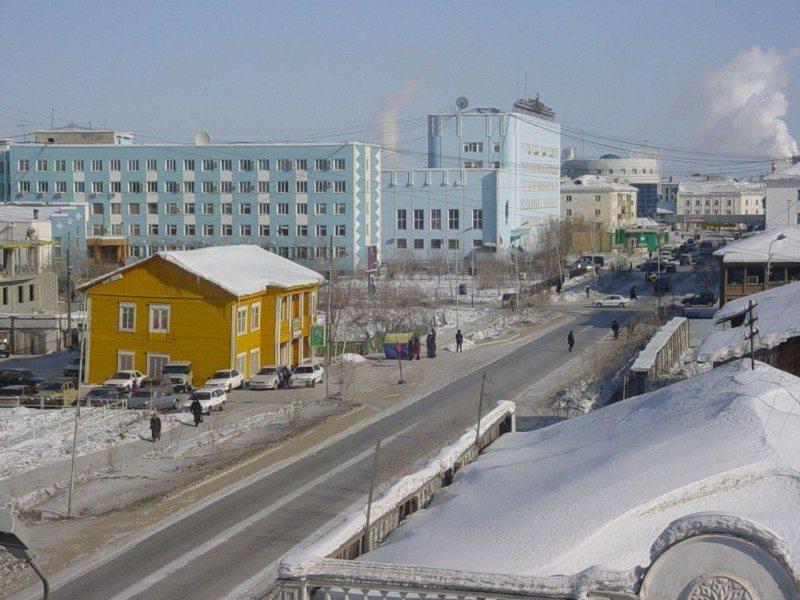 Yakutsk (Rusia)