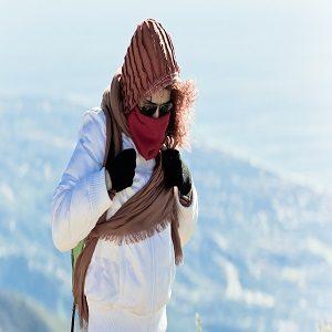 Gorro, bufanda y guantes