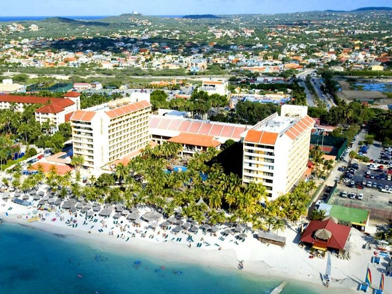Hotel Occidental Grand Aruba Resort-All Inclusive