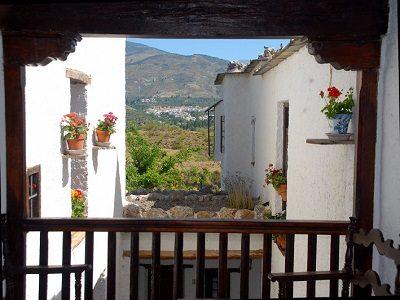 La Alquería de Moraymar, Cádiar (Granada)
