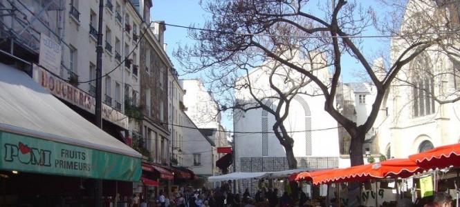 Marché Mouffetard