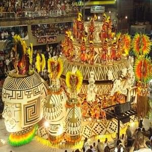 Carnaval de Rio de Janeiro (Brasil)