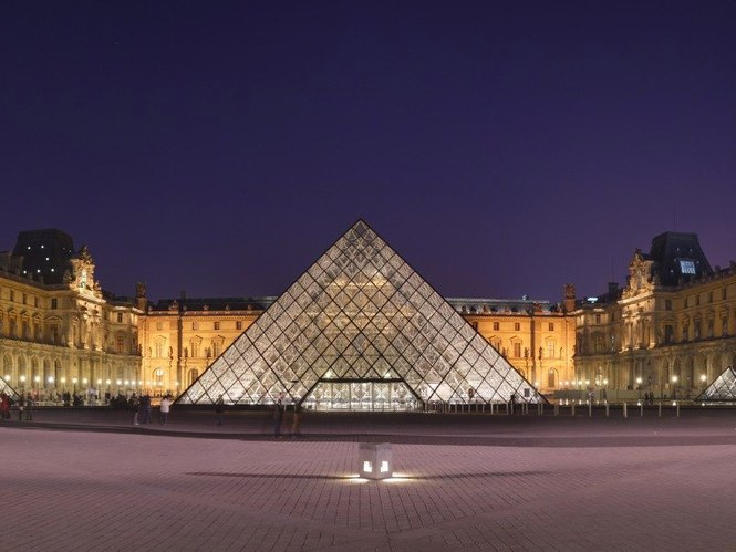 El Louvre de París