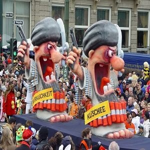 Carnaval de Dusseldorf (Alemania)