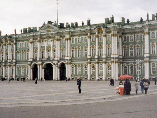 El Museo Hermitage de San Petersburgo