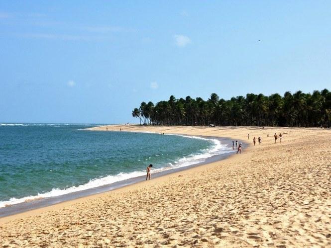 Praia do Gunga (Alagoas)