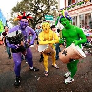 Carnaval de New Orleans (EE.UU)
