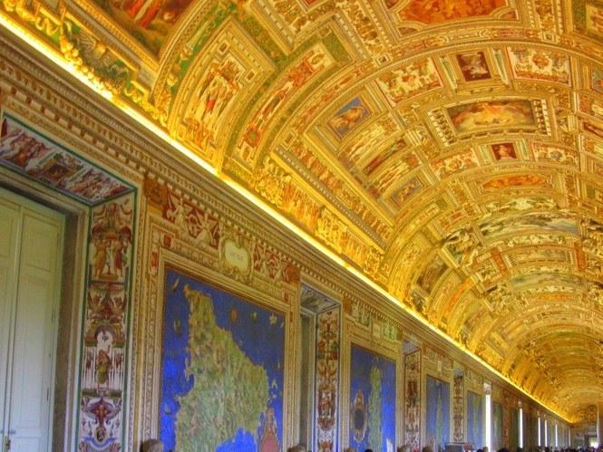 Los Museos Vaticanos de Roma