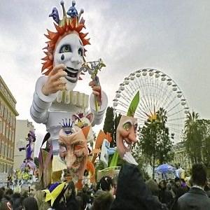 Carnaval de Niza (Francia)