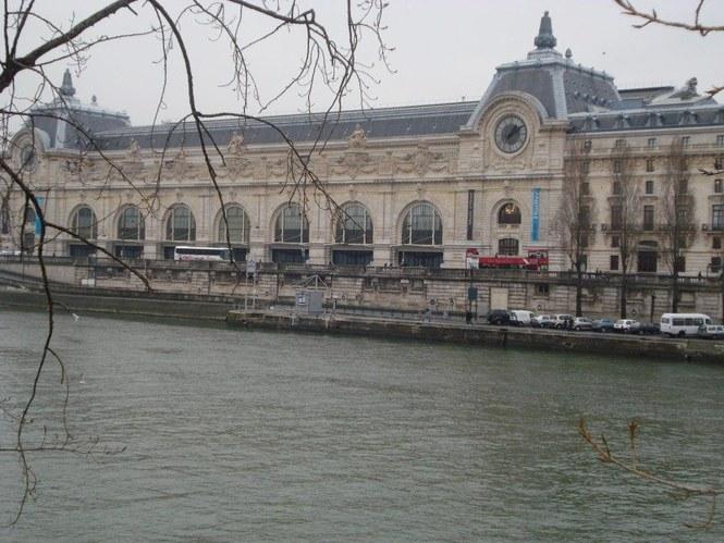 El Museo de Orsay de París